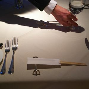 お箸でたべられる料理 522087さんの軽井沢クリークガーデンの写真(723397)