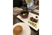 こだわりの京野菜とお肉!