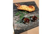 オマール海老とフォアグラ寿司