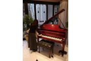Steinwayのピアノ
