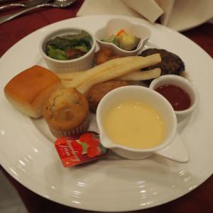 お子様料理も対応してくれました 522283さんのザ・ミーツ マリーナテラスの写真(713994)