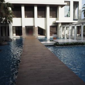 中庭プール 522283さんのザ・ミーツ マリーナテラスの写真(713995)