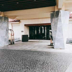 入り口です。|522288さんのザ・リッツ・カールトン沖縄の写真(713962)