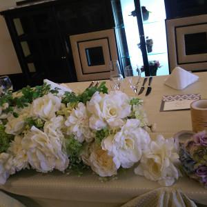 高砂の装花|523005さんのホテル メルパルク東京の写真(719849)