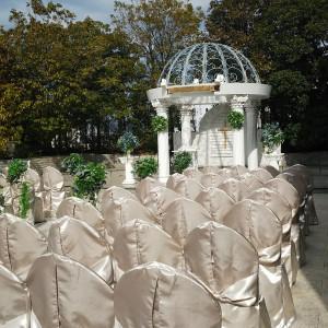 ガーデンチャペル|523005さんのホテル メルパルク東京の写真(719865)