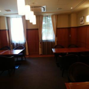 2階。親族控え室にしたり、着替え室にしたり使い方は自由。|523476さんのASHIYA MONOLITH 旧逓信省芦屋別館 ~芦屋モノリス~の写真(721688)