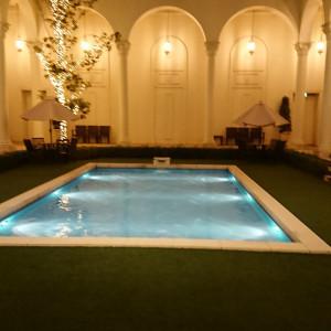 ガーデンのプール 523597さんのアーククラブ迎賓館(金沢)の写真(734223)