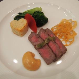 お肉がとてもおいしかったです。|523703さんのキャメロットヒルズの写真(722457)