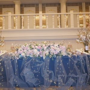 桜尽くしのコーディネート♡チュール×ライトも可愛い♡|523704さんの成田ビューホテルの写真(722468)