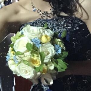 花嫁ブーケ 524114さんのANAクラウンプラザホテル大阪の写真(726029)