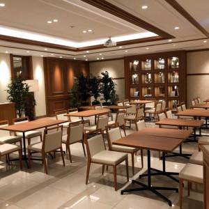 テーブル配置は自由|526107さんのアルマリアン TOKYO(アヴェニールクラス TOKYOと統合)の写真(736794)