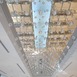 チャペル天井|526140さんの東京マリオットホテルの写真(741418)