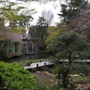 写真も撮れる庭|526951さんの東京マリオットホテルの写真(741147)