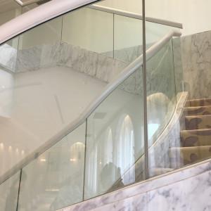 チャペルにある階段|526951さんの東京マリオットホテルの写真(741149)