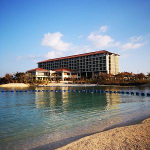 ホテル外観 527128さんの瀬良垣島教会の写真(742840)