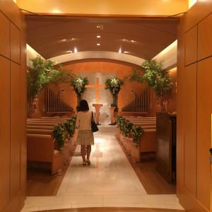 チャペル|527448さんの横浜ベイホテル東急の写真(745393)