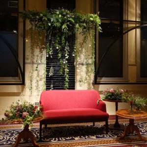 披露宴会場は2次会でも使用できます。|527645さんのASHIYA MONOLITH 旧逓信省芦屋別館 ~芦屋モノリス~の写真(806205)