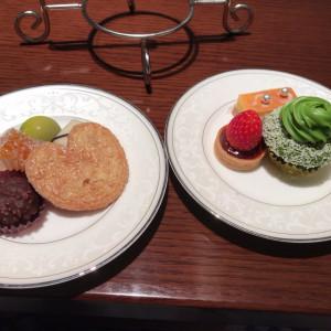 デザートは口には合わなかったです|527758さんのウェスティンホテル東京の写真(764480)
