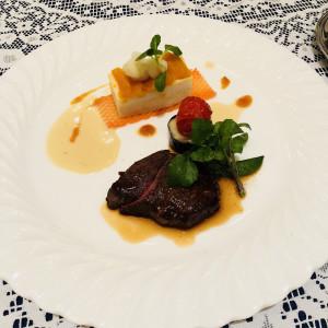 黒毛和牛やトリュフなどの高級食材を使ったメインメニュー 528735さんのコルティーレ茅ヶ崎の写真(754357)