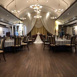 ヨーロピアン風であたたかい雰囲気の披露宴会場 528735さんのコルティーレ茅ヶ崎の写真(754369)