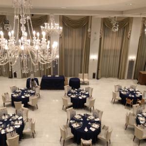 豪華な披露宴会場|529079さんのヴィラ・グランディス ウェディングリゾート 福井の写真(764217)