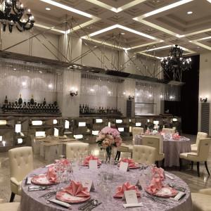 派手めな披露宴会場|529079さんのヴィラ・グランディス ウェディングリゾート 福井の写真(764213)