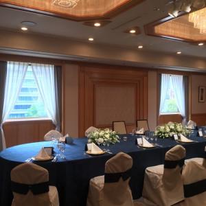白が基調の明るい会場|529212さんの帝国ホテル 東京の写真(757473)
