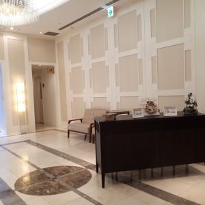 ロビーです。 529240さんの新横浜グレイスホテル/ Roseun Charme ( ロゼアン シャルム )の写真(767079)