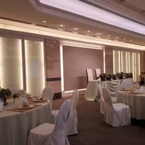 広い会場でした。 529240さんの新横浜グレイスホテル/ Roseun Charme ( ロゼアン シャルム )の写真(767089)