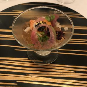 料理も美味しいです。 529411さんの京都 アートグレイス ウエディングヒルズの写真(758053)