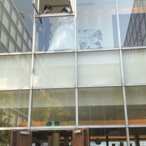 中庭|529569さんのGRANADA SUITE 福岡(グラナダスィート福岡)の写真(761196)