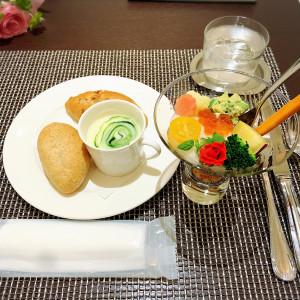 前菜は見た目も味も大満足でした。|529605さんのアクアテラス迎賓館  大津(テイクアンドギヴ・ニーズ)の写真(759588)