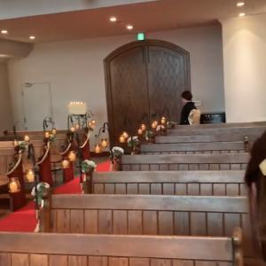 新婦入場前|529835さんの京都セントアンドリュース教会の写真(761506)