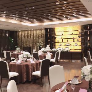 3パターン披露宴会場があります。 529923さんのラグナスイート NAGOYA ホテル&ウェディングの写真(762656)