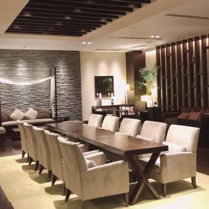 モダンな雰囲気です。 529923さんのラグナスイート NAGOYA ホテル&ウェディングの写真(762657)