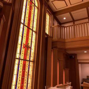 高い吹き抜けになってます|530125さんの帝国ホテル 東京の写真(777039)