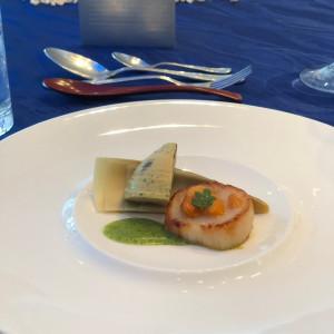 乾杯前食事|530572さんのヨコハマ グランド インターコンチネンタル ホテルの写真(766050)
