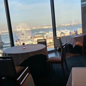 みなとみらいの景色を見ながら食事かできる 532517さんのYOKOHAMA MONOLITH ~横浜モノリス~の写真(779922)