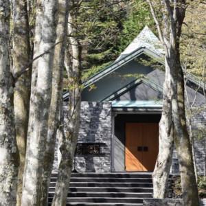 チャペル|532660さんの旧軽井沢 キキョウ, キュリオ コレクション バイ ヒルトン(元:旧軽井沢ホテル)の写真(782555)