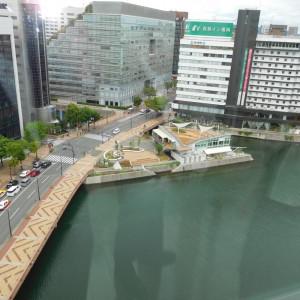 11階からの景色|532771さんのGRANADA SUITE 福岡(グラナダスィート福岡)の写真(782324)
