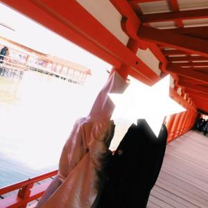 映画みたいです。|532943さんの厳島神社の写真(961278)