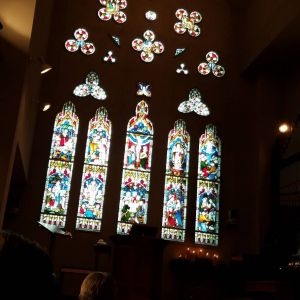 一目惚れのステンドグラス|533540さんの京都セントアンドリュース教会の写真(788253)