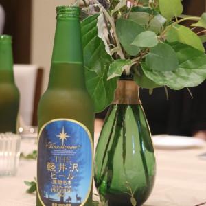 軽井沢ビール|533547さんの軽井沢プリンスホテル  フォレスターナ軽井沢の写真(788669)