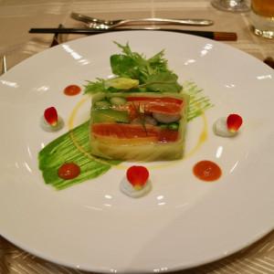 前菜|533547さんの軽井沢プリンスホテル  フォレスターナ軽井沢の写真(788666)
