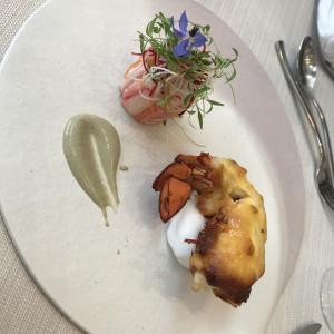 ブライダルフェア試食料理|534433さんのキャナルサイド ララシャンスの写真(802989)