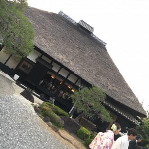 伝統的な日本家屋です|534816さんの藤右ェ門の写真(797281)