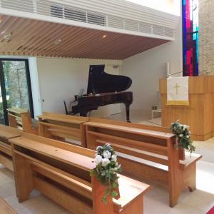チャペル|535661さんのメイヤー・ライニンガー記念礼拝堂の写真(841451)