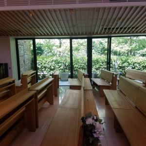 チャペル|535661さんのメイヤー・ライニンガー記念礼拝堂の写真(841447)