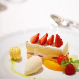 デザート|536396さんの名古屋観光ホテルの写真(808226)