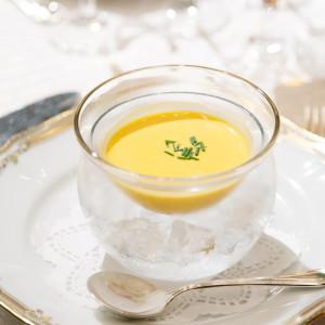 冷製スープ|536396さんの名古屋観光ホテルの写真(808041)